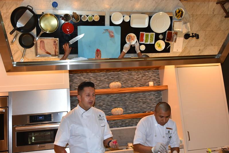 03-27-18  Photos Ritz Cooking Studio Lionfish  29