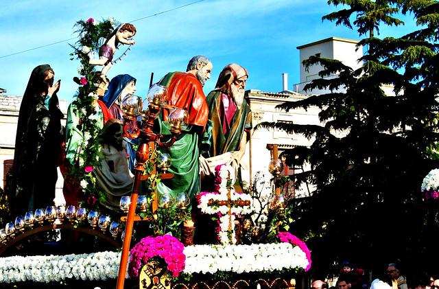 Processione degli Otto Santi