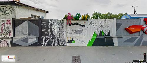 KD's World Tour: Zagreb Street Art | by kevin dooley