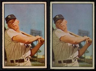 1953 Bowman Mantle - New Scans | by dmblau
