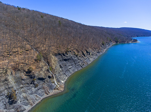 fllt fingerlakes skaneateles 2018 drone aerial blue spring springtime fish fishing april lake lakes cny beautiful fingerlakeslandtrust dickinsonpreserve staghorn coral fossil old ancient water waterfall