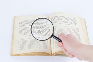 Reading magnifier | by wuestenigel
