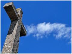Mont de Sène, les trois croix.