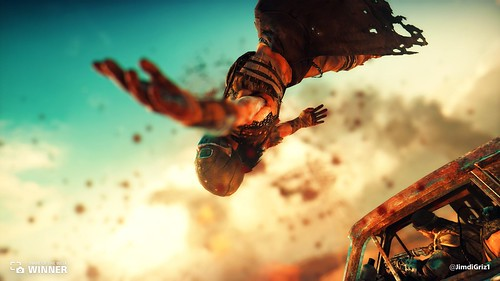 Share of the Week - Mad Max | by PlayStation.Blog