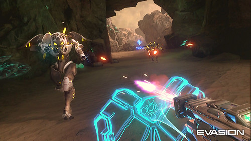 Evasion for PS VR | by PlayStation.Blog