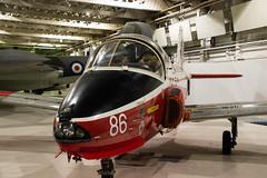 British Aircraft Corporation Jet Provost T5A