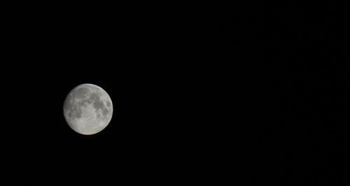 A Semi full or a full moon | by Kodak Agfa