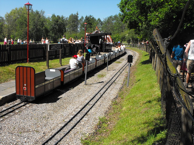 Moors Valley Railway - June 2010 (1)
