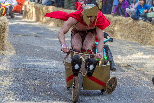 Bring Your Own Big Wheel 2015: insurrection raiders