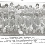 Ballygawley St Ciarans Minors 1978