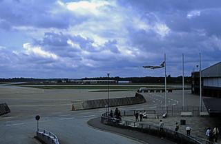 07 Flughafen Hamburg 1982