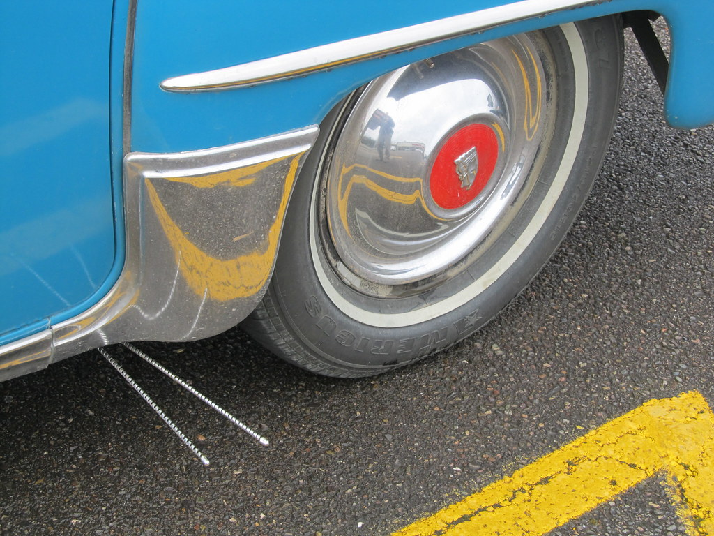 Curb feelers plymouth cranbrook 1951 us rt 40 flickr