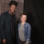 Thu, 30/04/2015 - 2:22pm - Benjamin Clementine Live in Studio A, 4.30.2015 Photo by Deirdre Hynes