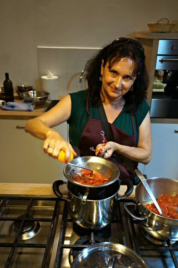 Lecce Cooking Experience - Tomatoes