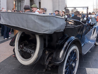 1915 COMES ALIVE IN DUBLIN CITY CENTRE [The 'Road to the Rising'] REF-103196