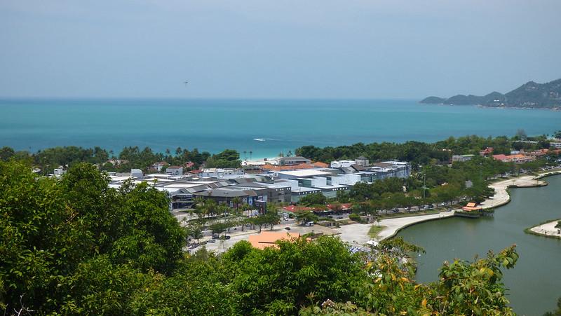 Koh Samui Chaweng View from Kao Hua Jook