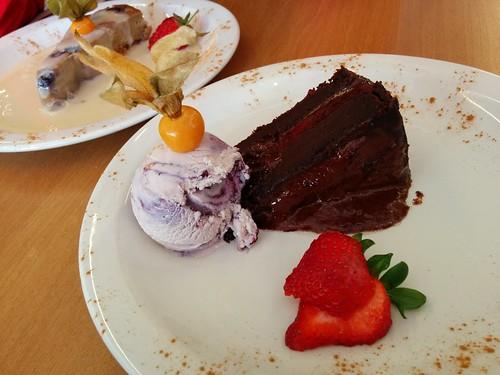 222 Veggie Vegan dessert