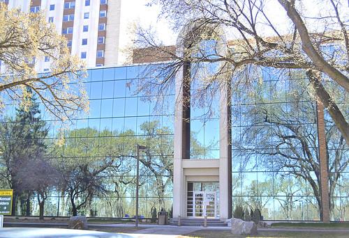 UofA Earth Sciences Building