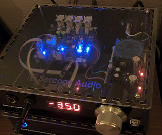 DIY: My custom PGA2311 Preamp