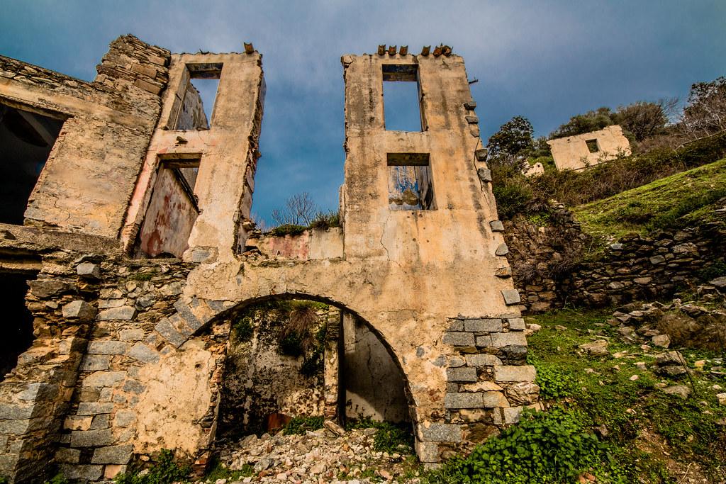 Gairo Vecchio (Sardegna)