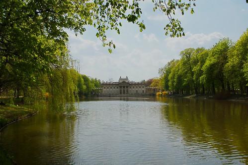park city pond poland polska warsaw warszawa royalpalace capitalcity łazienki pałac jurekp sonya77