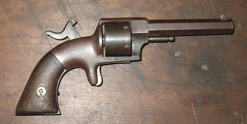 Bacon Revolver - A Patent Infringement