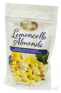 Sconza Lemoncello Almonds | by cybele-