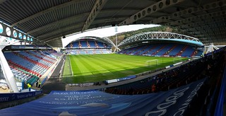 Huddersfield Town v Ipswich Town, John Smiths Stadium, SkyBet Championship, Monday 6th April 2015   by CDay86