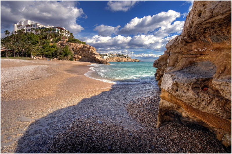 (073/15) Playa de La Caleta en Villajoyosa