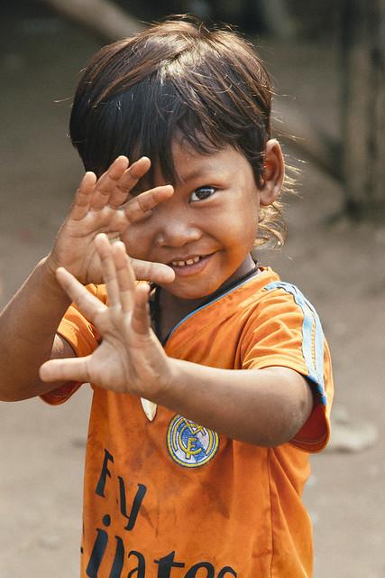 2015-03-07 Jackie Chan, Kompong Phhluk, Cambodia