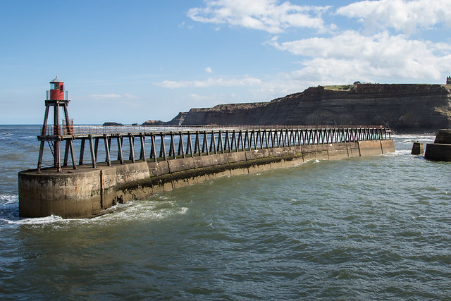 Whitby Harbour -2305