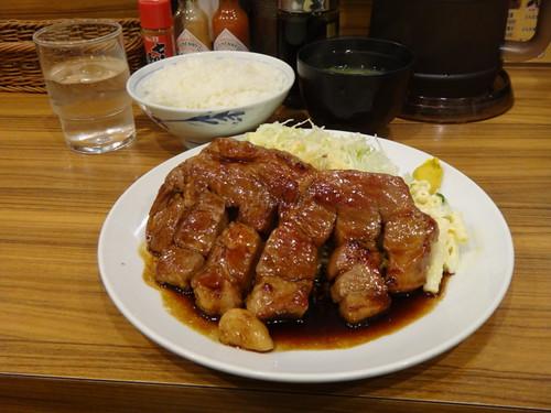 20141023大阪トンテキ | by m.tomato814
