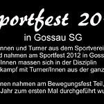 Sportfest 2012