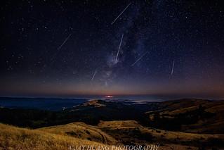 Perseid Meteor Shower 2016 | by Jaykhuang