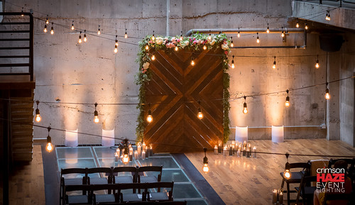 Wedding, Fremont Foundry, September 2016 | by crimsonhazelighting
