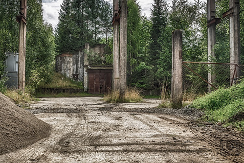 Warhead storage | by UE-Photography - urban exploration & travel