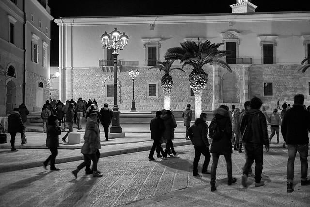 Trani - Processione Maria SS dell' Addolorata 2015