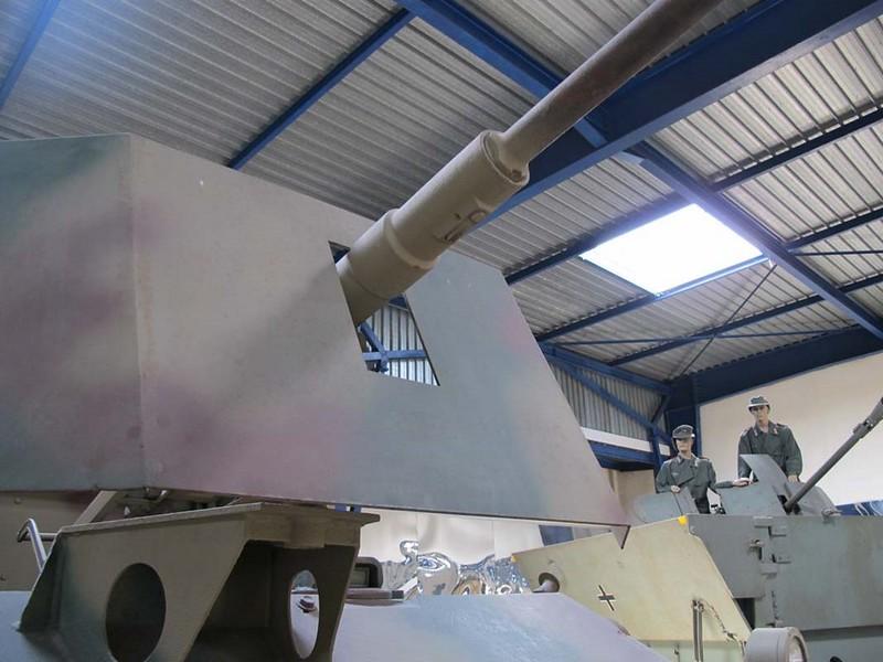 Sdkfz 179 Bergepanther 8