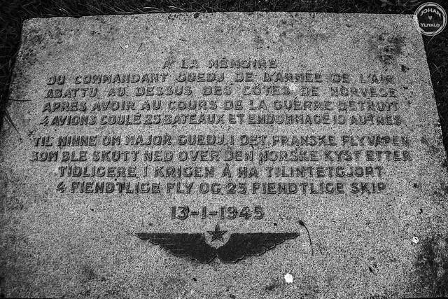 War Cemetery Narvik