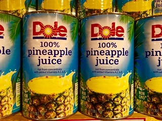 Dole Pineapple Juice | by JeepersMedia