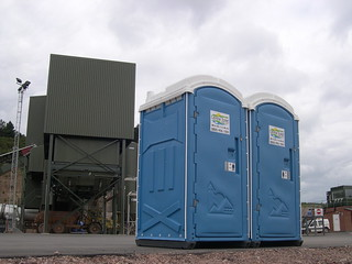 Site Toilets for Hire in Birmingham Area | by Jobec UK Ltd