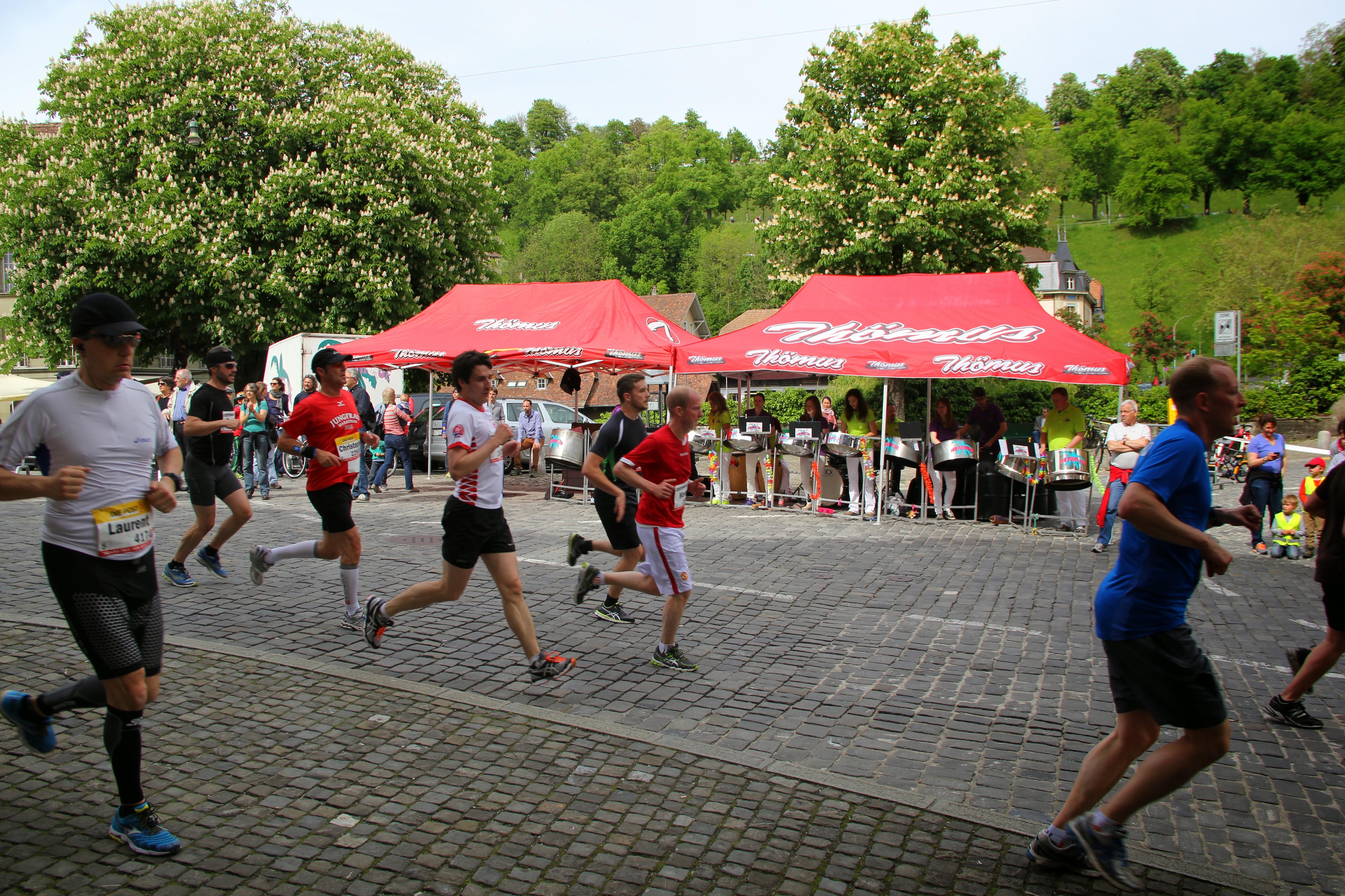 Grand Prix am 10. Mai 2014 in Bern