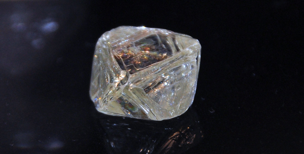 Octahedral Diamond  South Africa