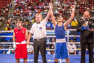 APB/WSB Olympic Qualification Event Vargas 2016 - Boxing Finals & medals ceremonies