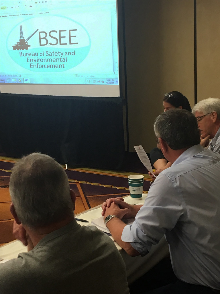 Offshore Investigators Meet to Discuss Training, Processes…   Flickr