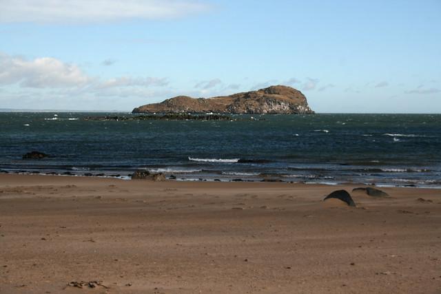 Craigleith from North Berwick