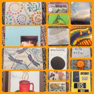 CLMOOC Postcard Collection | by Dogtrax