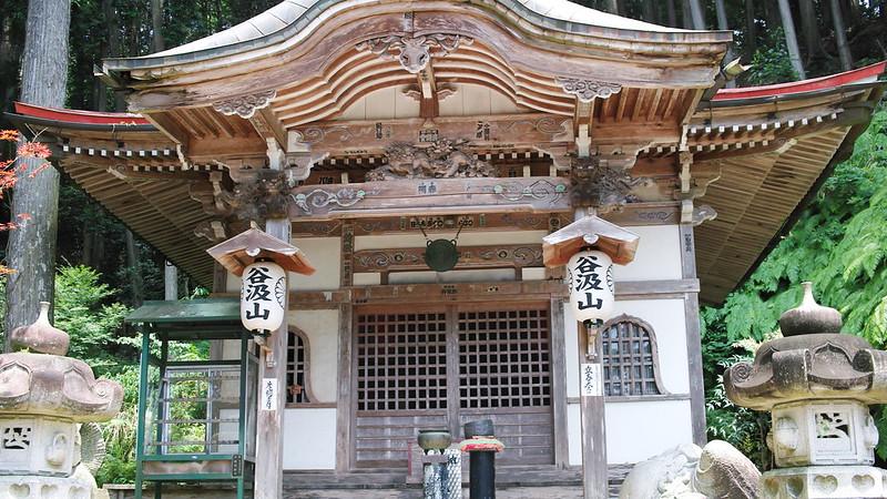 華厳寺満願堂