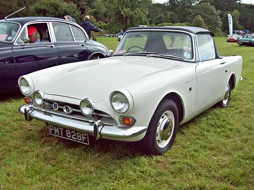 279 Sunbeam Alpine V  1967
