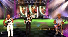 Eric Clapton Live @ Porto april 11 2015 for TRC in Second Life